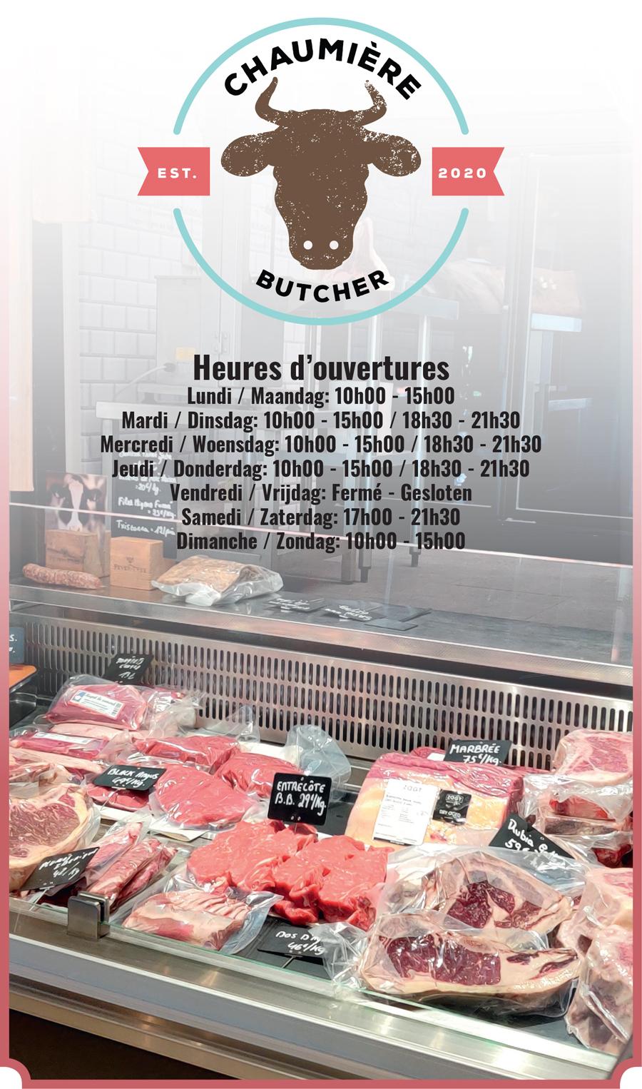 Chaumière Butcher